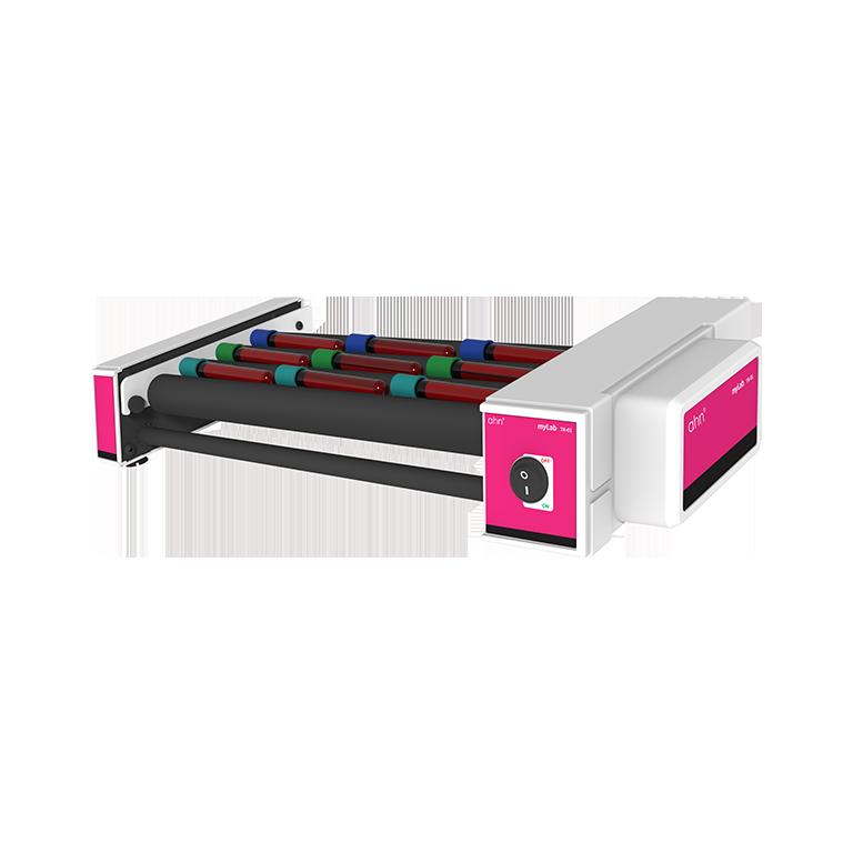 tube roller lab tube roller laboratory tube roller AHN myLab tube roller tube rollers