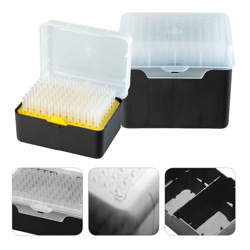 Pipette Tip Box Pipette Rack Box