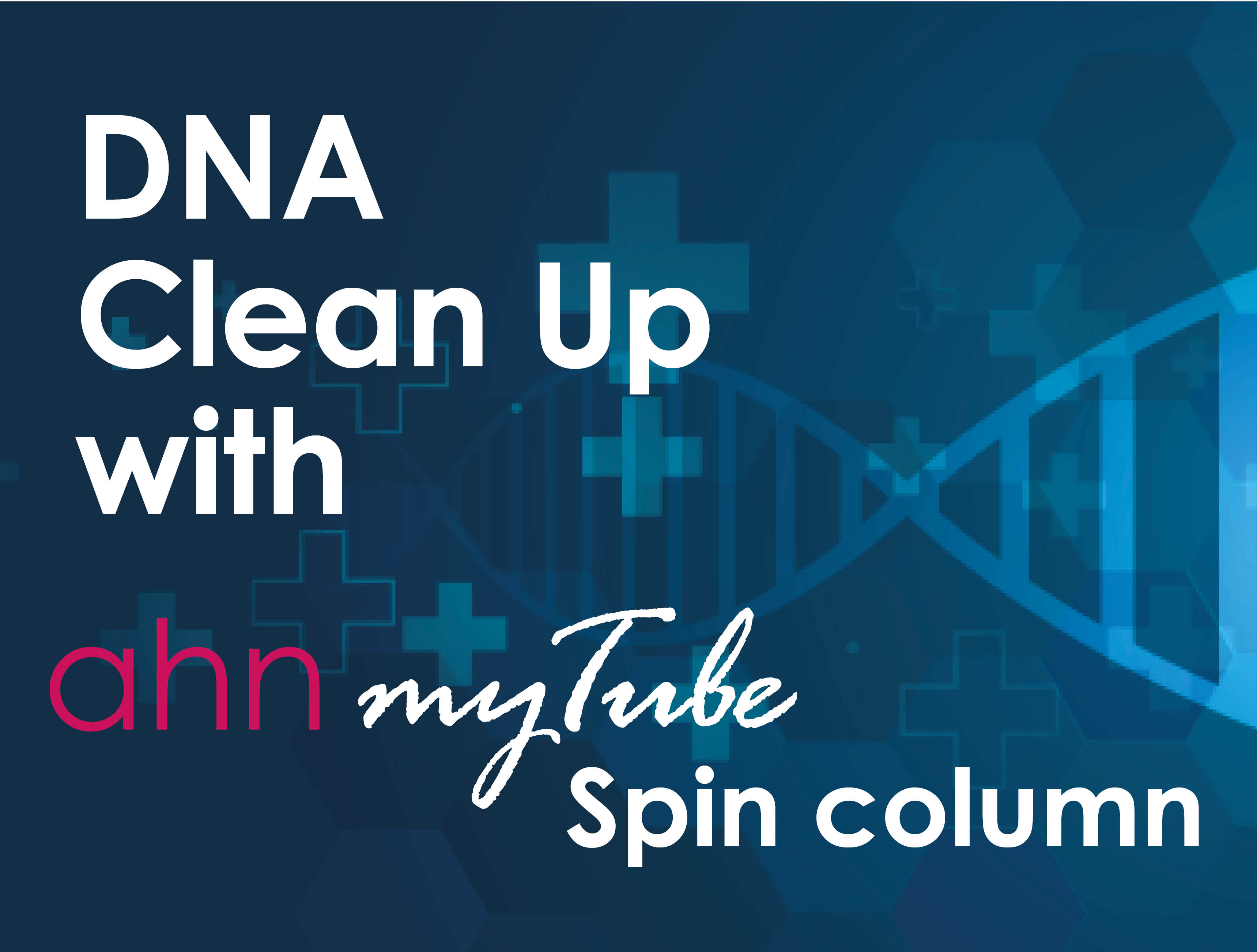 DNA clean up, DNA gel purification