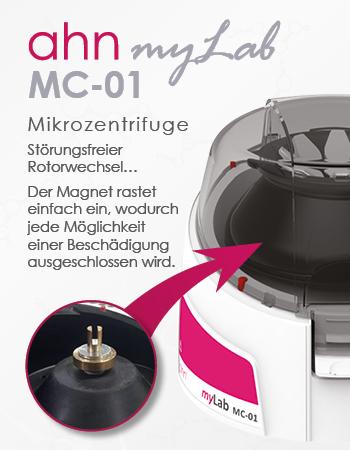Mikrozentrifuge