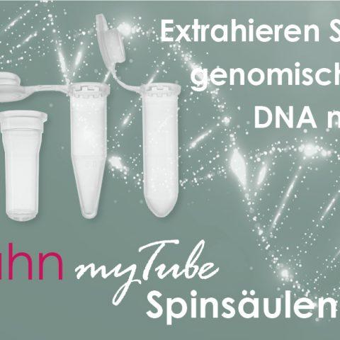 DNA Extraktion, DNA Isolierung, DNA Isolation