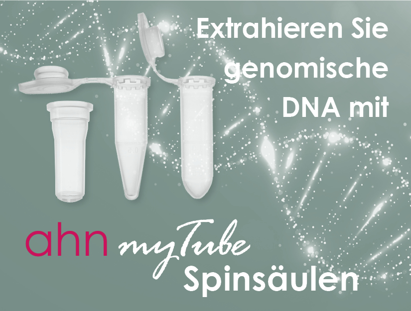 DNA Extraktion, DNA Isolierung, DNA Isolation