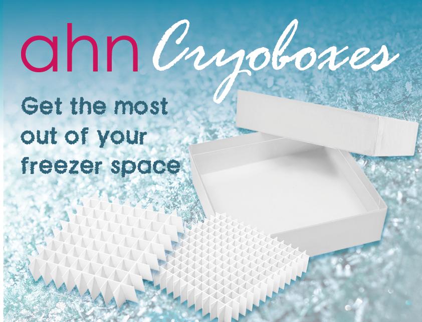 cryo storage, cryogenic storage, cryo boxes, cryo storage boxes